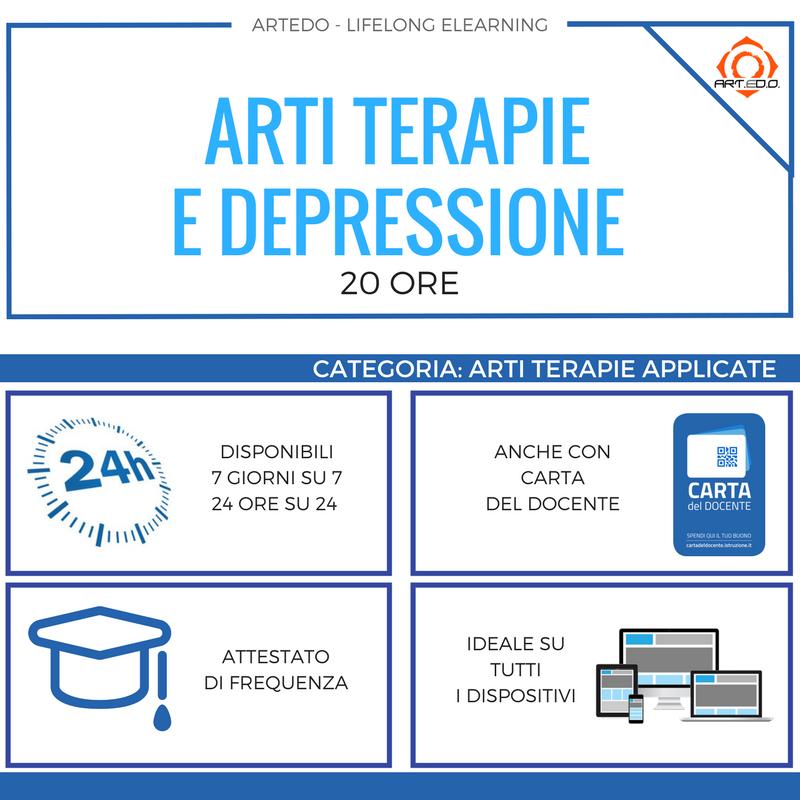 Arti Terapie e depressione